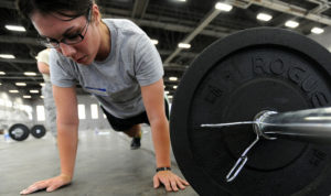Crossfit to Fight