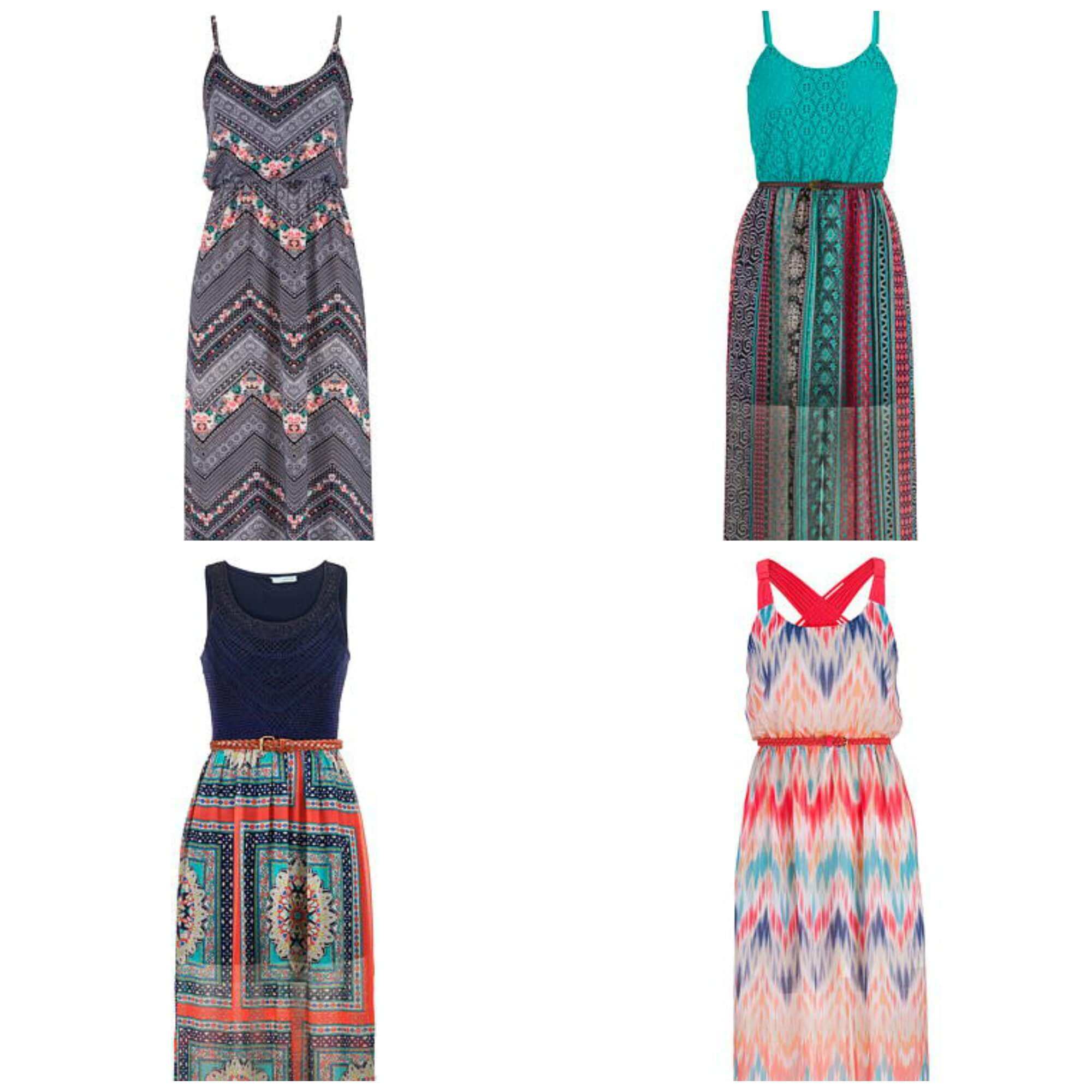 Trend Alert: Maxi Dresses and Skirts - Face & Fitness