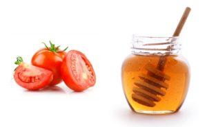 Honey-and-Tomato-Face-Mask