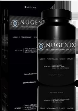 nugenix bottle