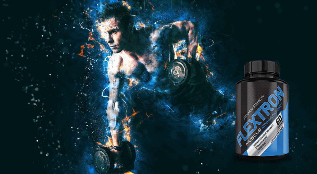Flextron muscle enhancer