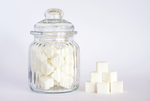 Cut back on sugary snacks to stay healthy and fresh.